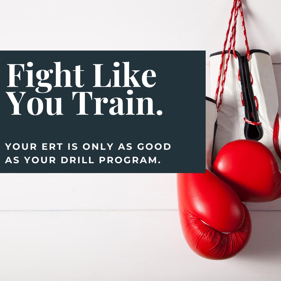 Fight Like You Train