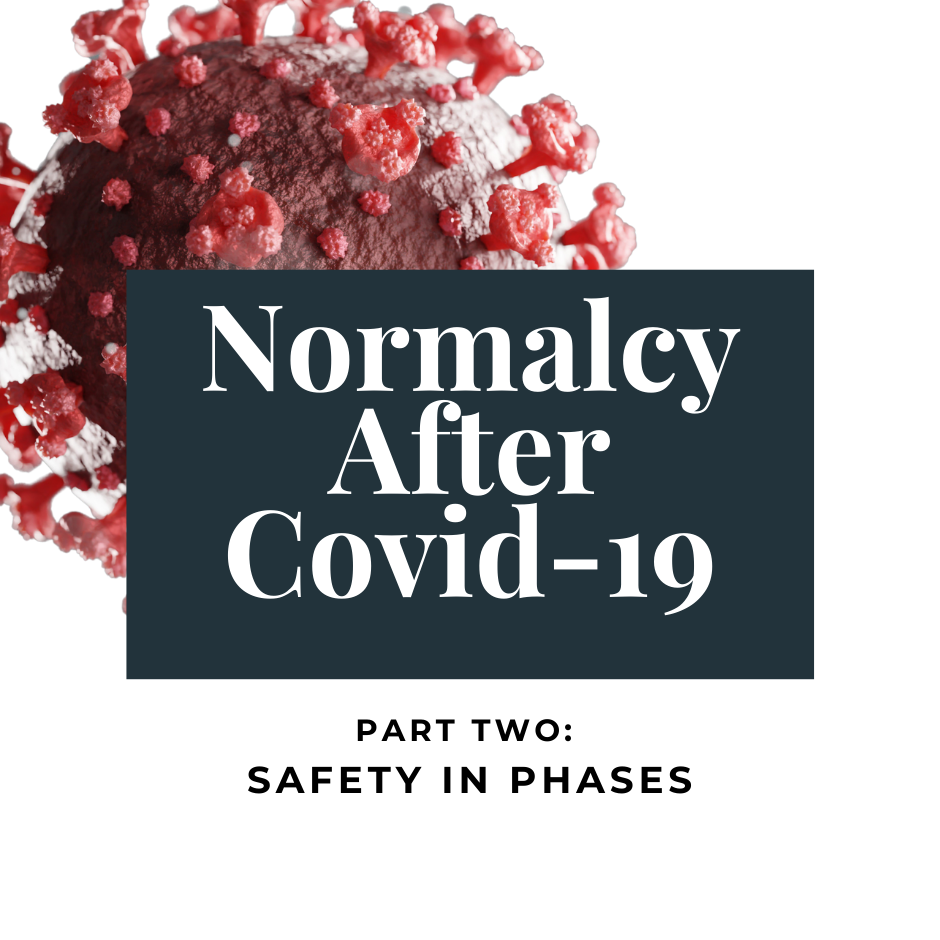 Normalcy After Covid-19: Part Two