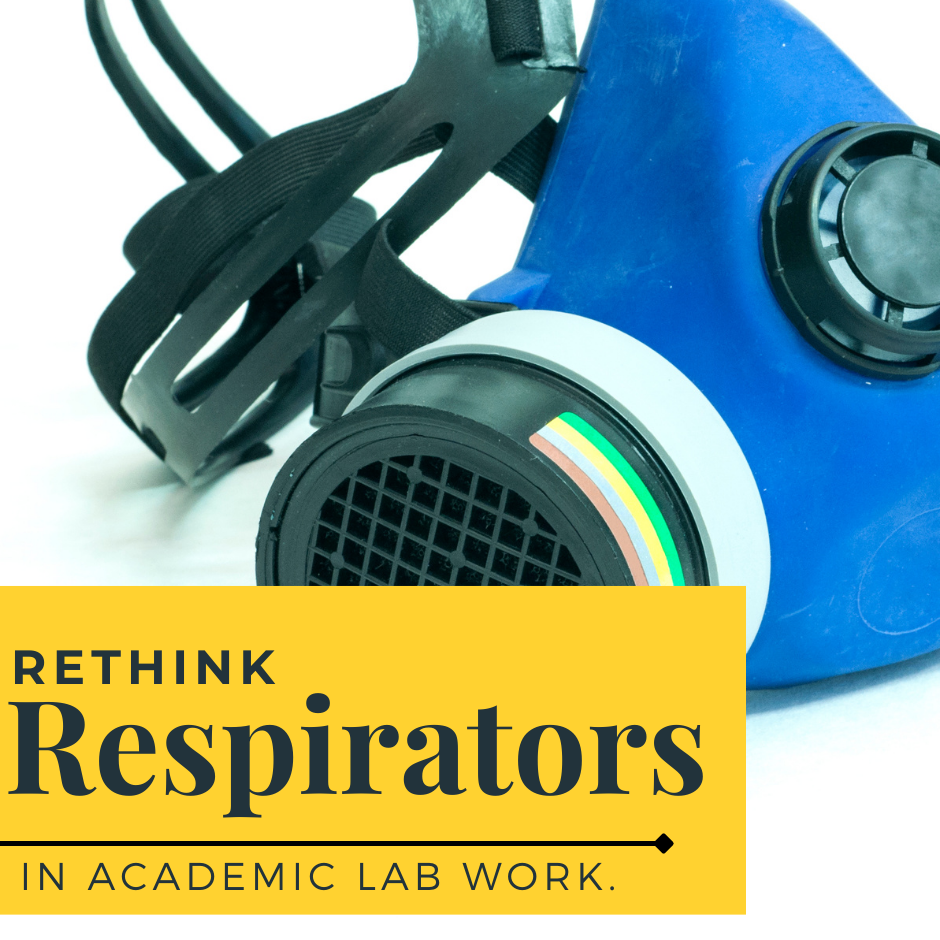 Rethink Respirators In Learning Facilities